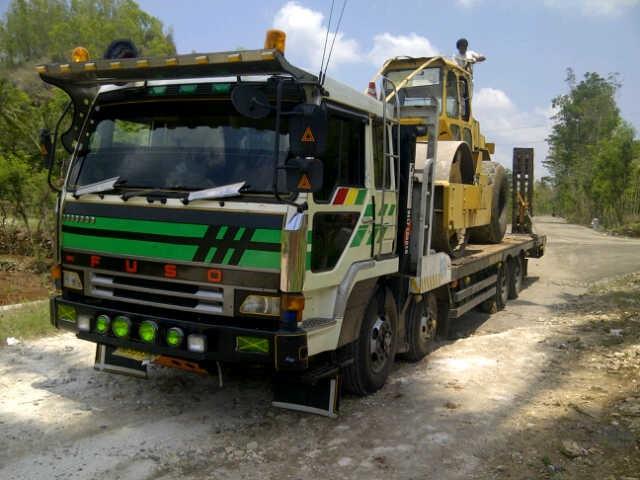 Self Loading Truck