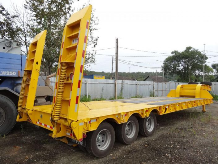 Trailer Low Bed