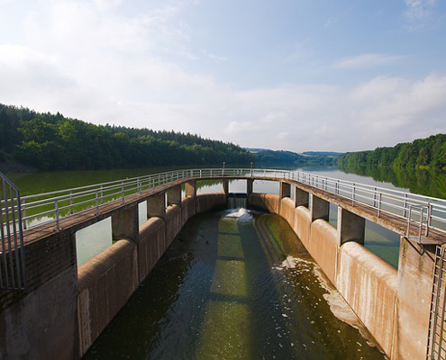 Dams, Reservoirs, & Tunneling